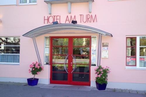 Hotel Am Turm - фото 22