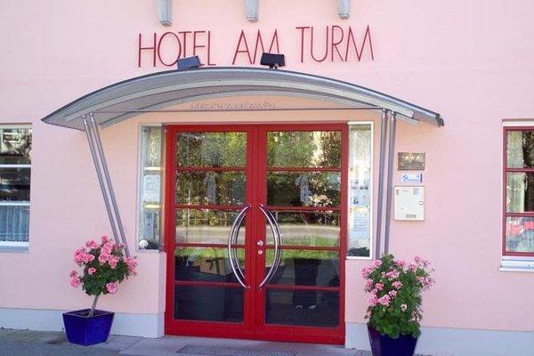 Hotel Am Turm - фото 23