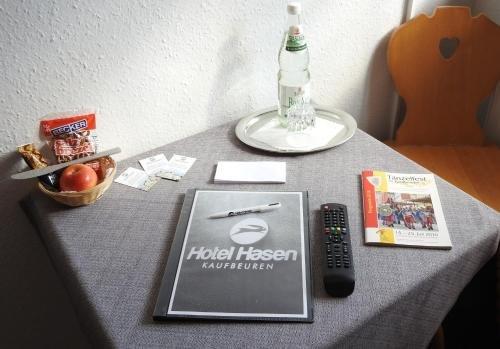 Hotel Hasen Kaufbeuren - фото 20