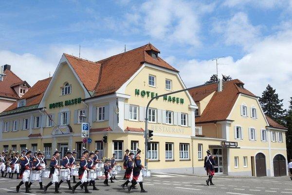 Hotel Hasen Kaufbeuren - фото 21