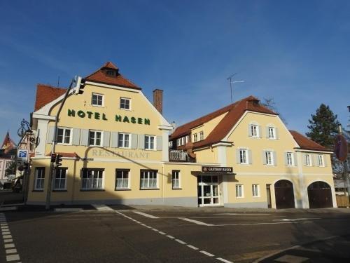 Hotel Hasen Kaufbeuren - фото 22