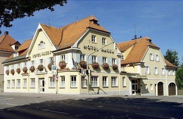 Hotel Hasen Kaufbeuren - фото 23
