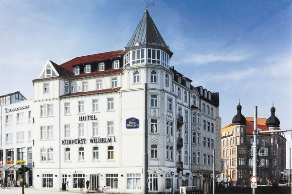 Best Western Hotel Kurfurst Wilhelm I. - фото 23