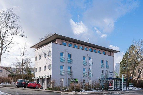 BioHotel Kassel Wilhelmshoher Tor - фото 23