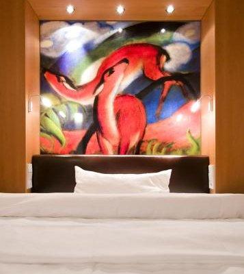 Hotel Der Blaue Reiter - фото 4