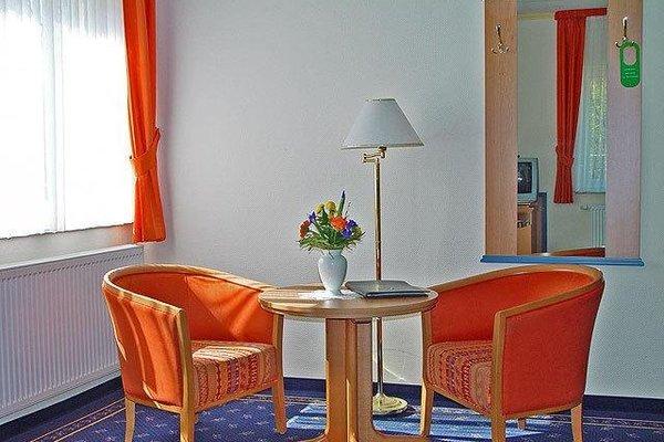 Hotel Dunenschloss - фото 12
