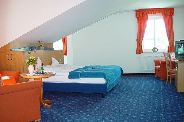 Hotel Dunenschloss - фото 2