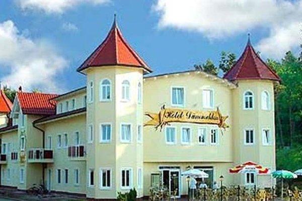 Hotel Dunenschloss - фото 23
