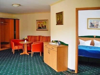 Hotel Dunenschloss - фото 7