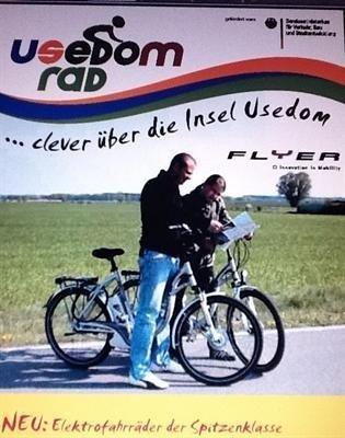 Usedom Bike Hotel & Suites - фото 21