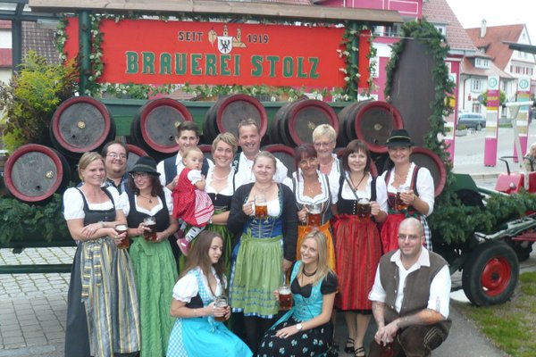 Brauereigasthof Engel - фото 21