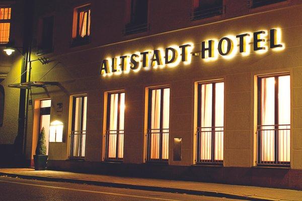 Altstadthotel - фото 19