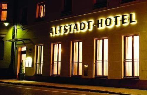 Altstadthotel - фото 21