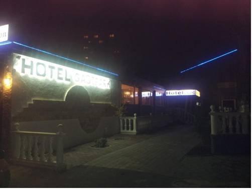 Hotel Pension Garni Gastpark - фото 12