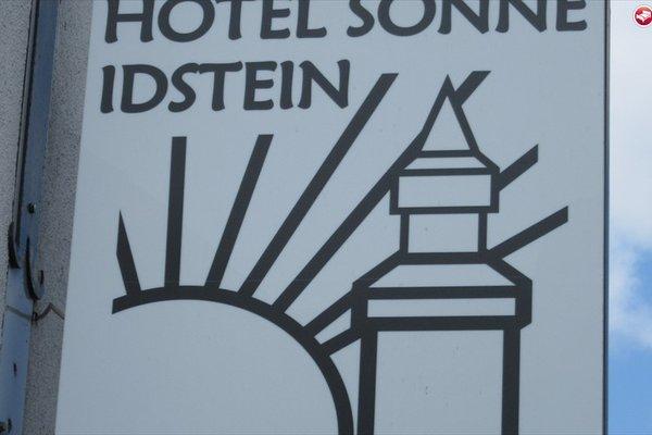 Hotel Sonne Idstein - фото 19