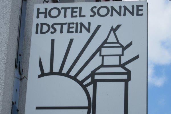 Hotel Sonne Idstein - фото 21