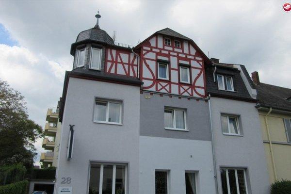 Hotel Sonne Idstein - фото 22