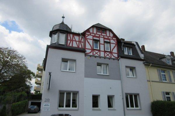 Hotel Sonne Idstein - фото 23
