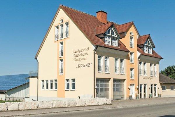 Hotel Landgasthof Kranz - фото 22