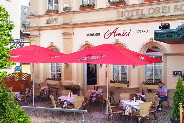 Hotel & Restaurant Drei Schwanen - фото 14