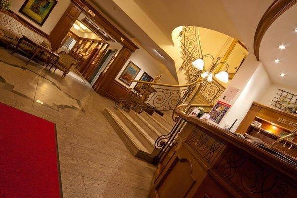 Hotel & Restaurant Drei Schwanen - фото 19