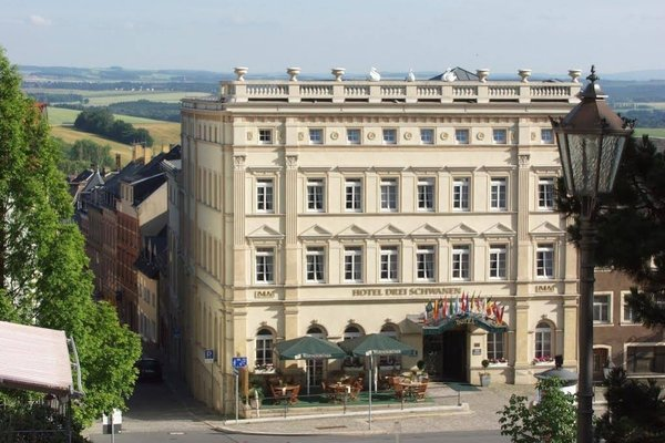 Hotel & Restaurant Drei Schwanen - фото 22