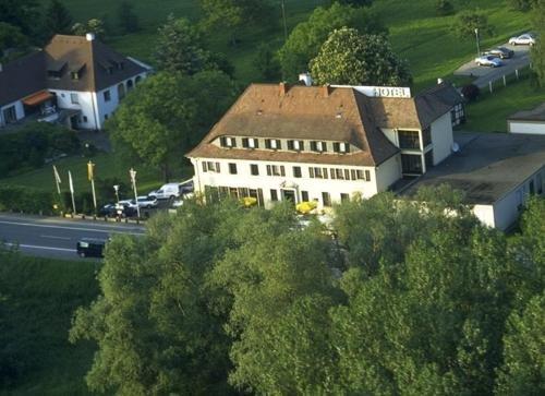 Rheinhotel Luxhof - фото 23