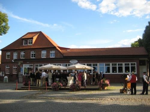 Hotel Hafen Hitzacker - Elbe - фото 20