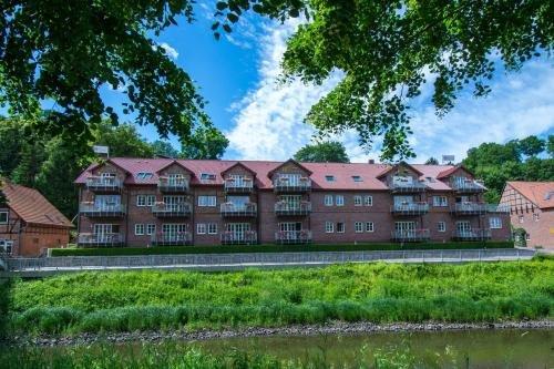 Hotel Hafen Hitzacker - Elbe - фото 23