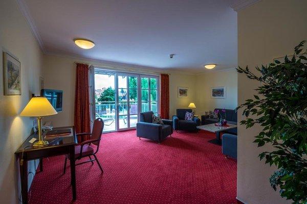 Hotel Hafen Hitzacker - Elbe - фото 3