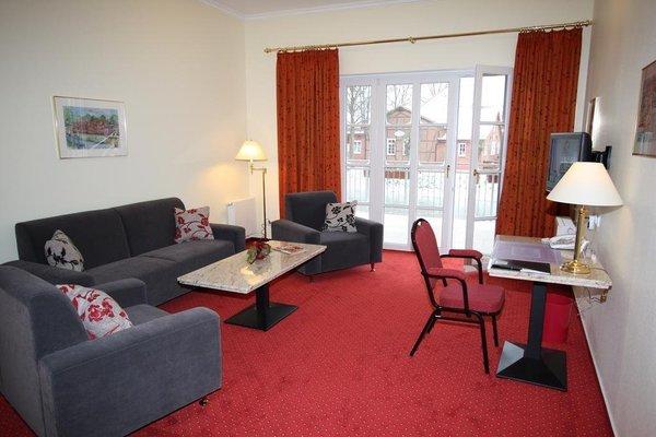 Hotel Hafen Hitzacker - Elbe - фото 6