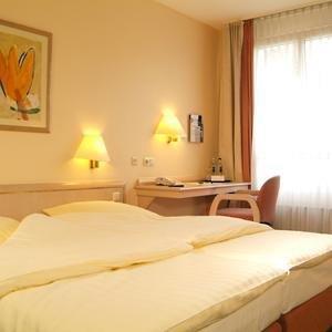 AMBER HOTEL Hilden / Dusseldorf - фото 2