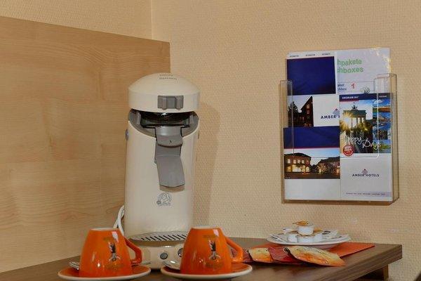 AMBER HOTEL Hilden / Dusseldorf - фото 6