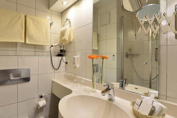 AMBER HOTEL Hilden / Dusseldorf - фото 7