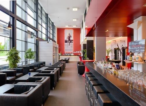 Novina Hotel Herzogenaurach Herzo-Base - фото 12