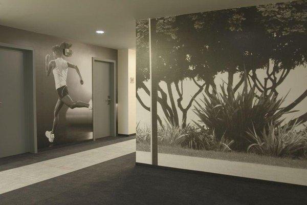 Novina Hotel Herzogenaurach Herzo-Base - фото 21