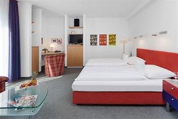 Hotel Herzogs Park - фото 2