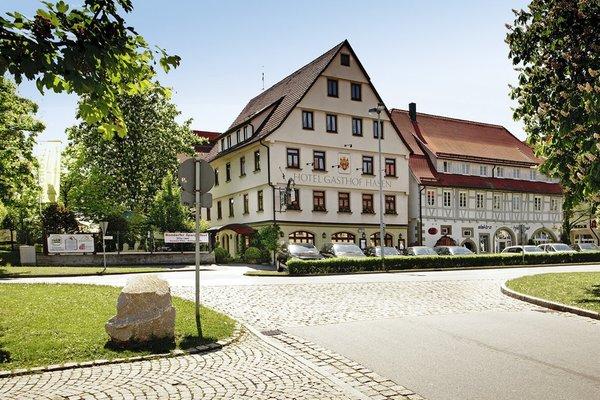 Ringhotel Gasthof Hasen - фото 23