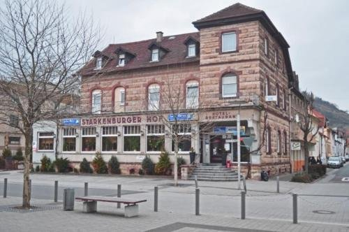 Hotel Starkenburger Hof - фото 23