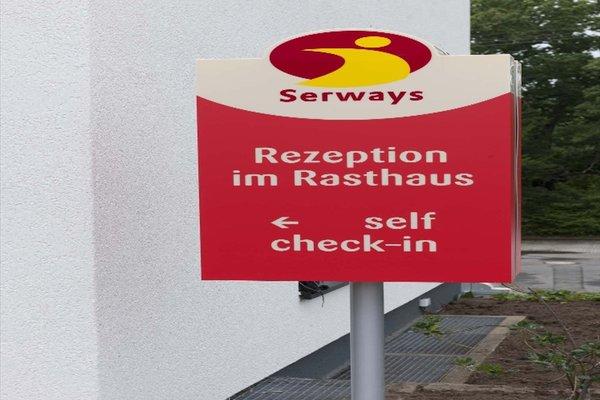 Serways Hotel Heiligenroth - фото 21