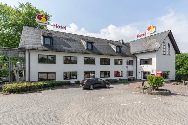 Serways Hotel Heiligenroth - фото 23