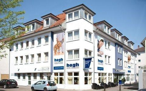 hogh Hotel Heilbronn - фото 21