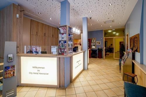 City Hotel Hannover - фото 16