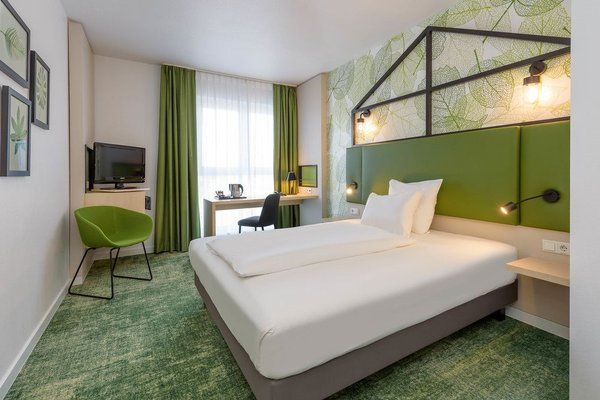 Mercure Hotel Hannover Mitte - фото 2