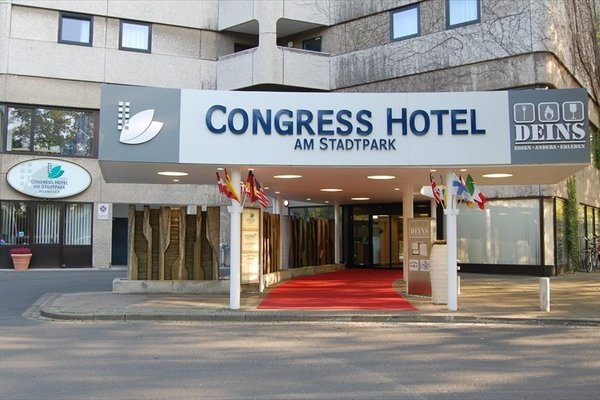 Congress Hotel am Stadtpark - фото 12
