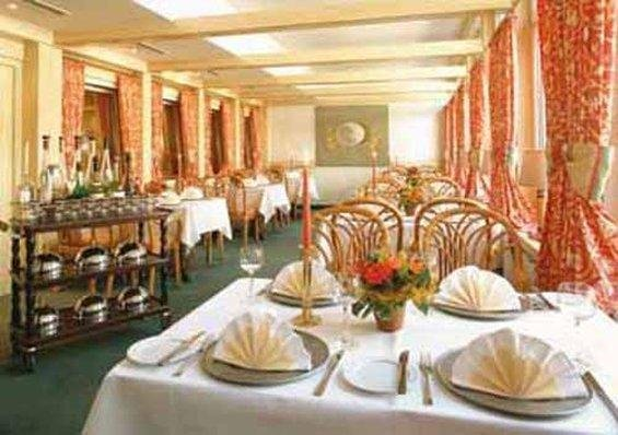 Best Western Hotel Der Fohrenhof - фото 11