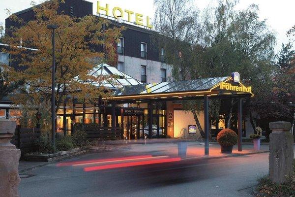 Best Western Hotel Der Fohrenhof - фото 20
