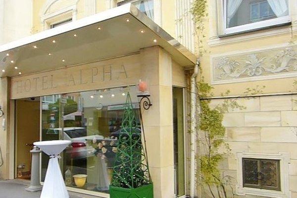 Hotel Alpha - фото 16