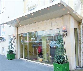 Hotel Alpha - фото 19