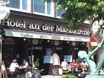 Hotel an der Marktkirche - фото 13